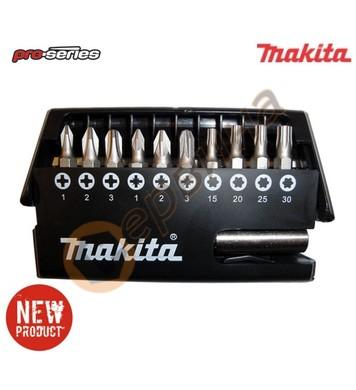 Комплект накрайници 11 части Makita D-30651