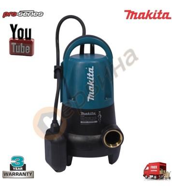 Потопяема-дренажна помпа Makita PF4000 - 400W 9600л/ч 5метра