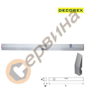 Мастар трапец 150см Decorex 29C152 15243