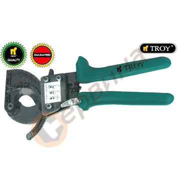 Ножица за рязане на кабел TROY T24011 - 32мм