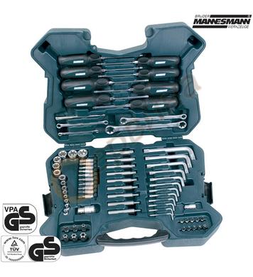 Комплект специални вложки и ключове тип торкс Mannesmann M29