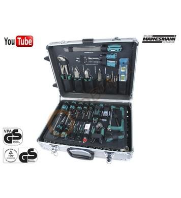Сервизен куфар с инструменти Mannesmann M29077 - 159 части