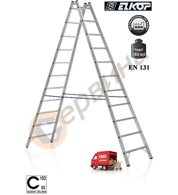 Алуминиева стълба Elkop DHR609 - 9бр
