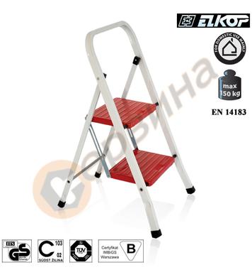 Стоманена стълба Elkop ORW 4 - 4бр широки стъпала