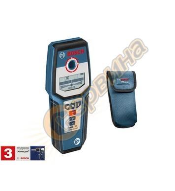 Детектор - скенер Bosch GMS 120 0601081000 - 9V