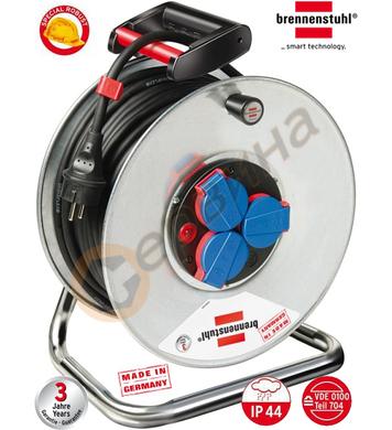 Разклонител - макара с кабел Brennenstuhl Garant S 1198350 -