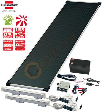 Соларен фотоволтаичен панел Brennenstuhl SES P1207 1171750 -
