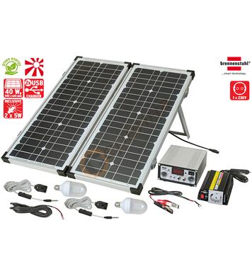 Соларен фотоволтаичен панел Brennenstuhl SES P4033 1171950 -