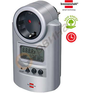 Амперметър/Ватметър Brennenstuhl PM 231 E 1506600 - 16A
