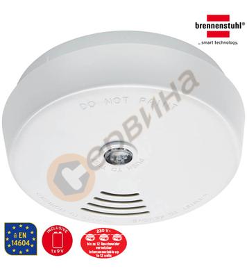Алармена система за дим Brennenstuhl BR5232 1290040 - 9.0V/2