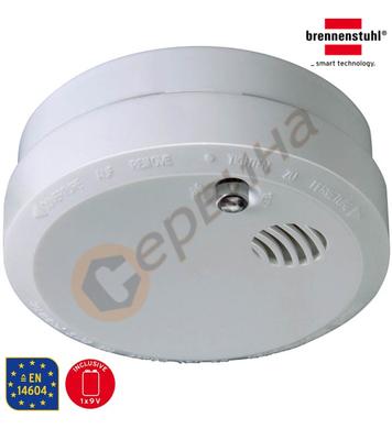 Алармена система за дим Brennenstuhl BR1201 1290010 - 9.0V