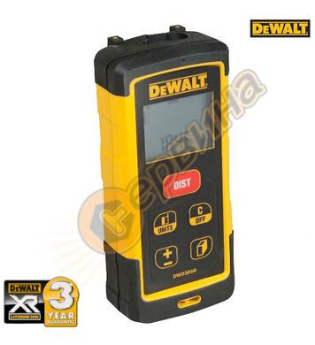 Лазерна ролетка DeWalt DW03050 - 50метра