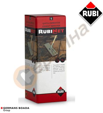 Препарат за почистване на цимент и вар Rubi 20925 - 1л