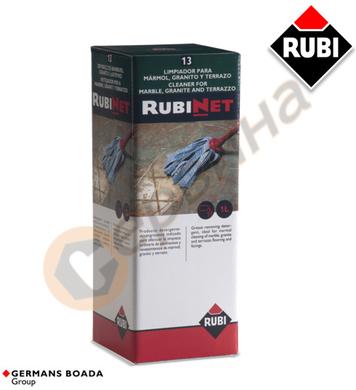 Препарат за почистване на мрамор, гранит и подова мозайка Ru