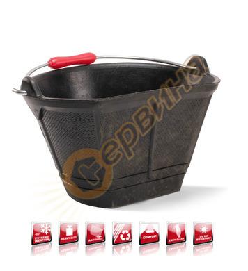 Зидарска кофа Rubi 88940 - 10 литра