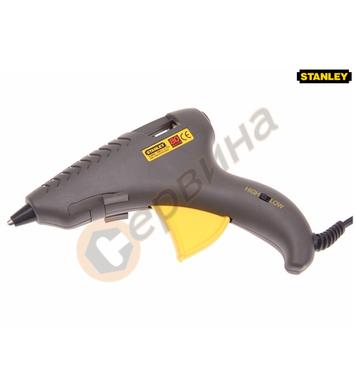 Пистолет за горещо слепване Stanley GR25 - 80W