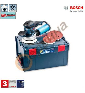 Ексцентършлайф Bosch GEX 125-150 AVE Professional 400W L-BOX