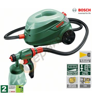 Пистолет за пръскане на бои Bosch PFS 105 E 0603206200 - 350