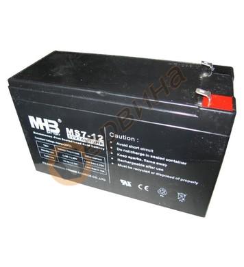 Акумулатор за вграждане в UPS 7Ah за модел BBPS 100/100 E