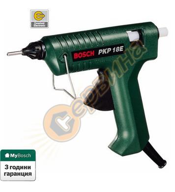 Пистолет за горещо слепване Bosch PKP 18 E 0603264508 - 45W