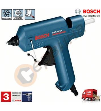 Пистолет за горещо слепване Bosch GKP 200 CE 0601950703 - 50
