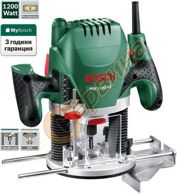 Оберфреза Bosch POF 1200 AE 060326A100 - 1200W