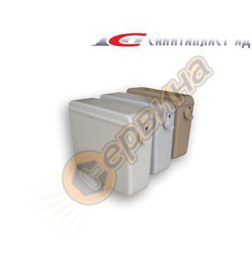 Стенно тоалетно казанче Санитапласт SA002