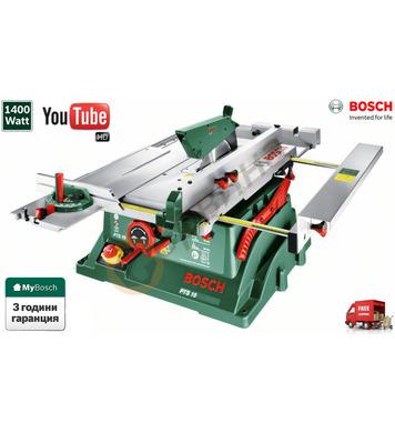 Стационарен циркуляр Bosch PTS 10 0603B03400 - 1400W