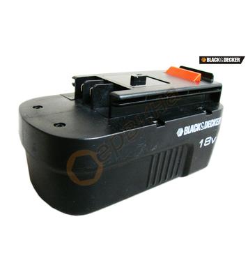 Акумулаторна батерия Black&Decker A18E - 18V/1.2Ah NiCd