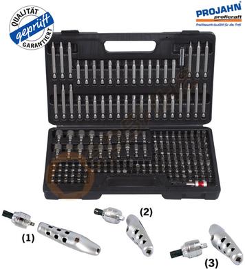 Специален комплект накрайници за отвертка Projahn 8606 - 200
