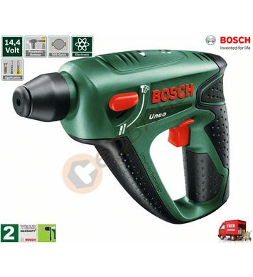 Акумулаторен перфоратор Bosch Uneo 0603952020 - 14.4V/1.3Ah