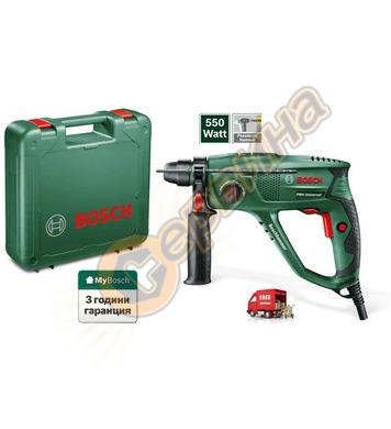 Перфоратор Bosch PBH 2100 RE 06033A9320 - 550W