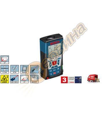 Лазерна ролетка Bosch GLM 150 0601072000 - 150м