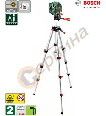 Лазерен нивелир Bosch PCL 10 Set 0603008121 - 10 метра