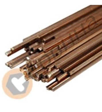 Припой твърд медно-фосфорен LCuP6 SENRA 6050001