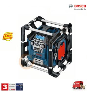 Радиоприемник Bosch Gml 20 0601429700 - 14.4-18.0V/230V