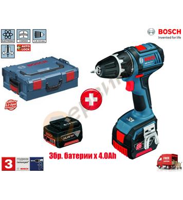 Акумулаторен винтоверт Bosch GSR 14.4 V-Li 060186600E - 14.4