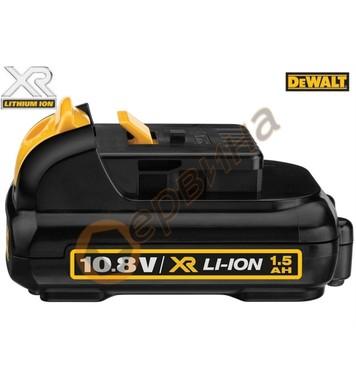 Акумулаторна батерия DeWalt DCB125 - 10.8V/1.3Ah Li-Ion
