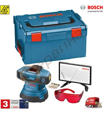 Лазер за проверка на равнинността Bosch GSL 2 SET Profession