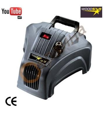 Компресор за гуми WoodStar CP16 1kw/1.36Hp