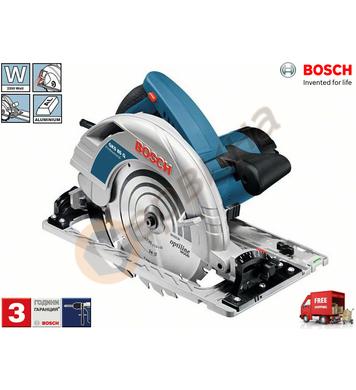 Ръчен циркуляр Bosch GKS 85 G 060157A900 - 2200W