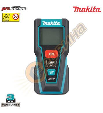 Лазерна ролетка Makita LD030P - 30метра