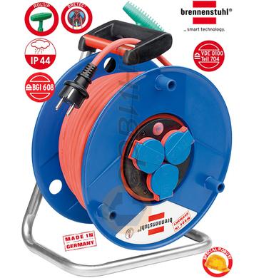 Разклонител - макара с кабел Brennenstuhl Garant 1328930 - 4