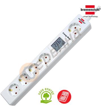 Електрически разклонител Brennenstuhl 1155400015 - 5 контакт