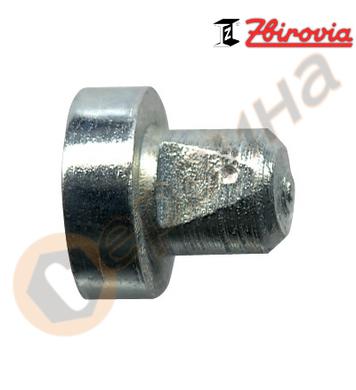 Резервни челюсти за клеюи за пломбиране Zbirovia 2474R - 12м