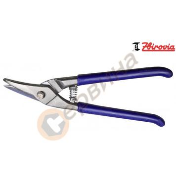 Ножица за ламарина лява Zbirovia 384 - 250мм L