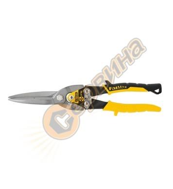 Ножица за ламарина права Stanley 2-14-566 MaxSteel- 300мм