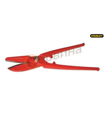 Ножица за ламарина права Stanley 1-84-191 - 260мм