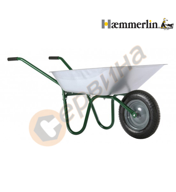 Строителна количка Haemmerlin 4030YG-303500000 - 80л