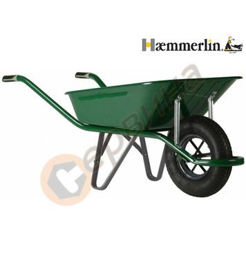 Строителна количка Haemmerlin 1041DG-301230010 - 90л
